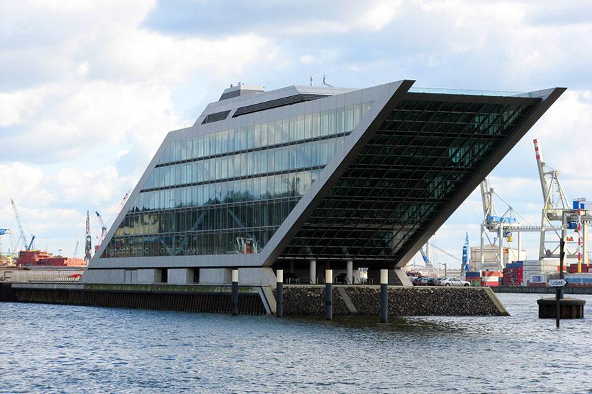 Das Dockland im Fischerreihafen