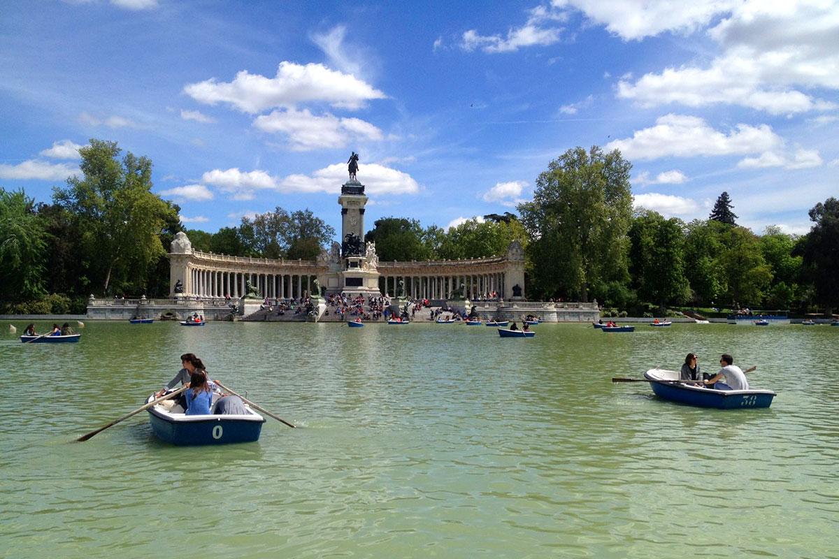 Mein perfekter Tag in Madrid