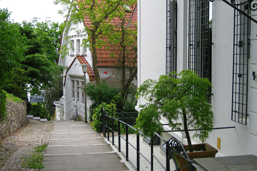 Das Treppenviertel