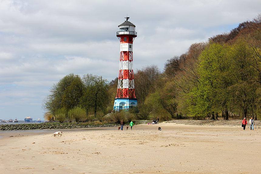 Der Wittenbergener Strand