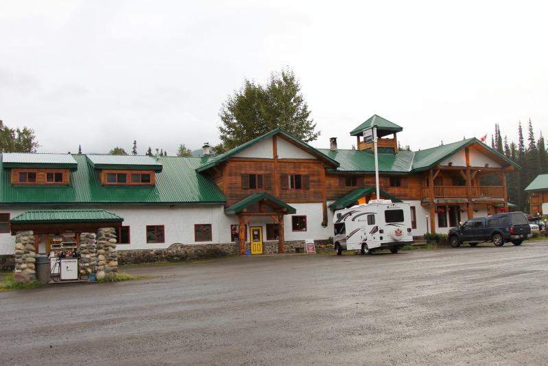 Die Bell 2 Lodge
