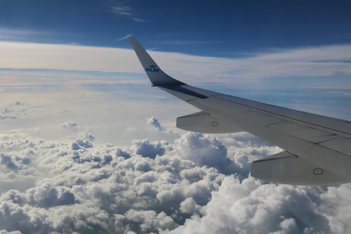 Flug nach Calgary