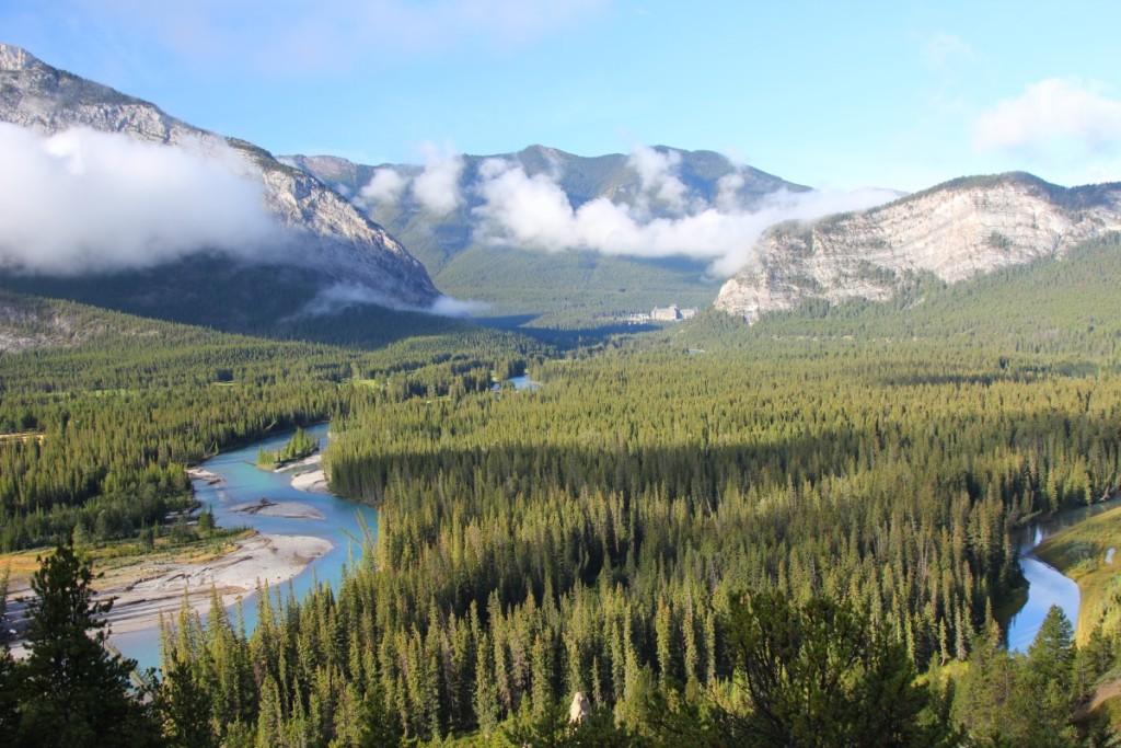 Good morning Banff
