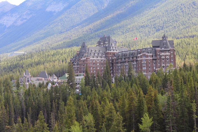 Das Fairmont Springs Hotel