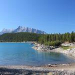 Hoch über Banff