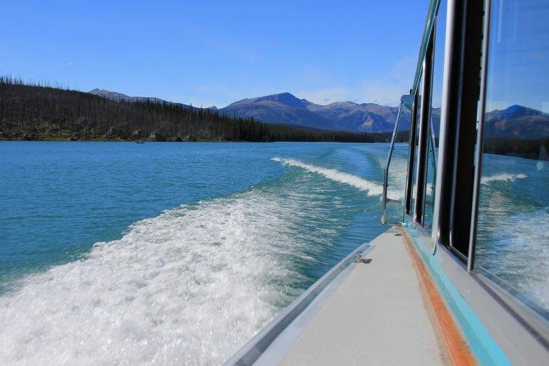 Auf dem Weg zum Spirit Island