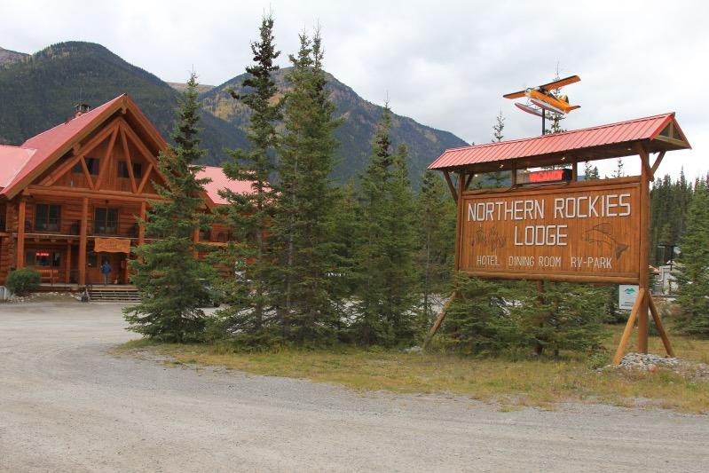 Die Northern Rockies Lodge