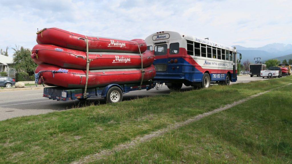 Maligne Rafting Adventures