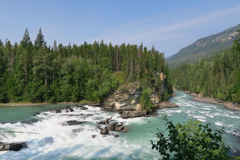 Rearguard Falls