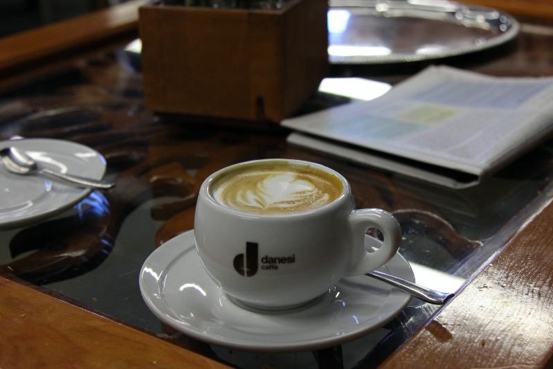 Awesome Flat White @ Snowdome Café