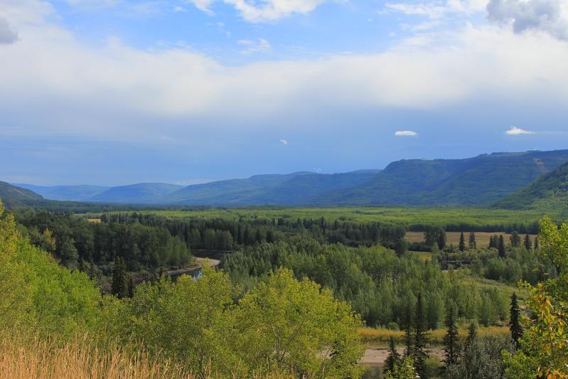 Zwischen Prince George und Dawson Creek