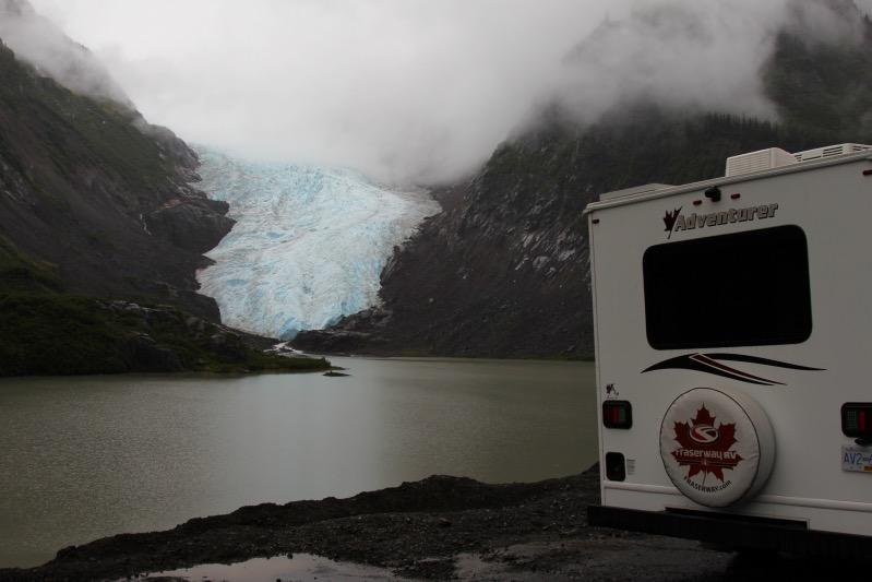 Der Bear Glacier