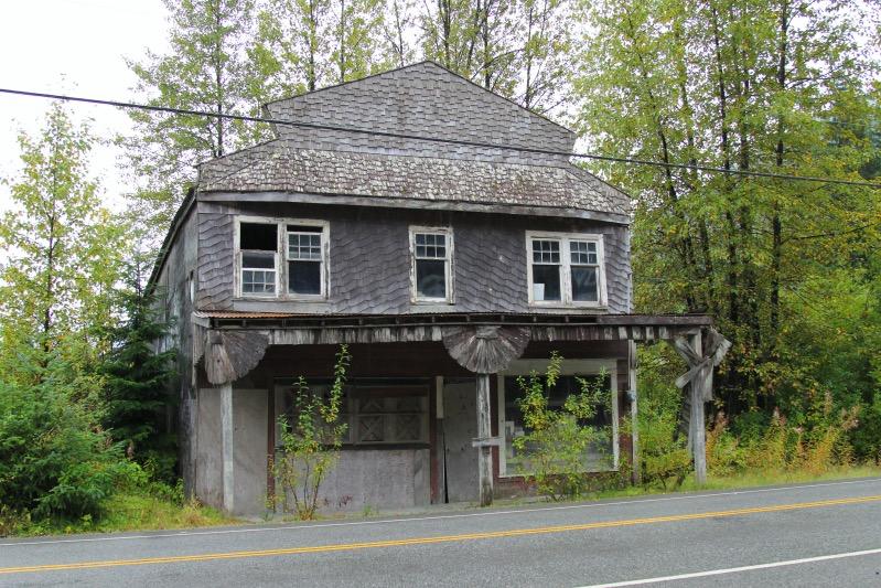 Verlassenes Haus in Hyder