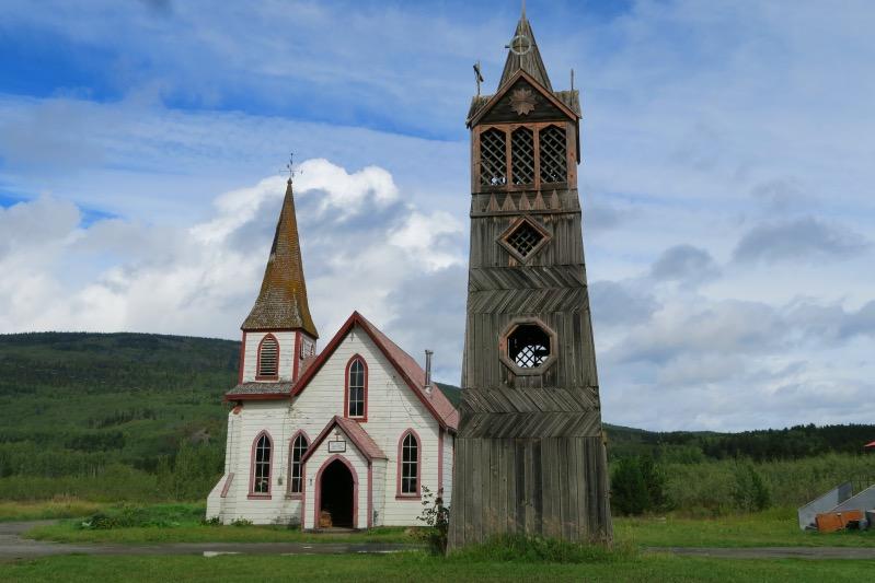 St. Pauls in Kitwanga