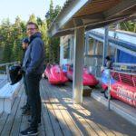 Sommerbobfahren im Whistler Sliding Centre und Wasser sparen