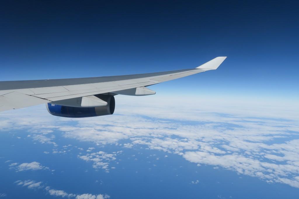 11,5 Stunden Flug nach Cape Town
