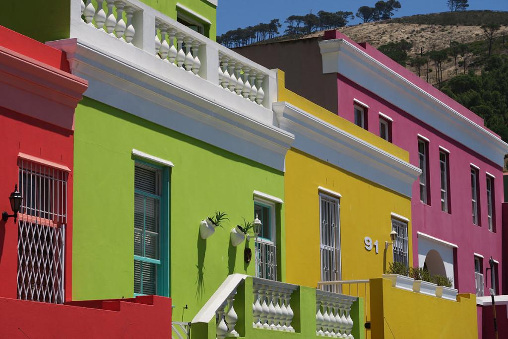 Bo-Kaap Viertel