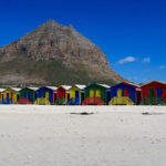 Die berühmtesten Umkleidekabinen der Welt in Muizenberg