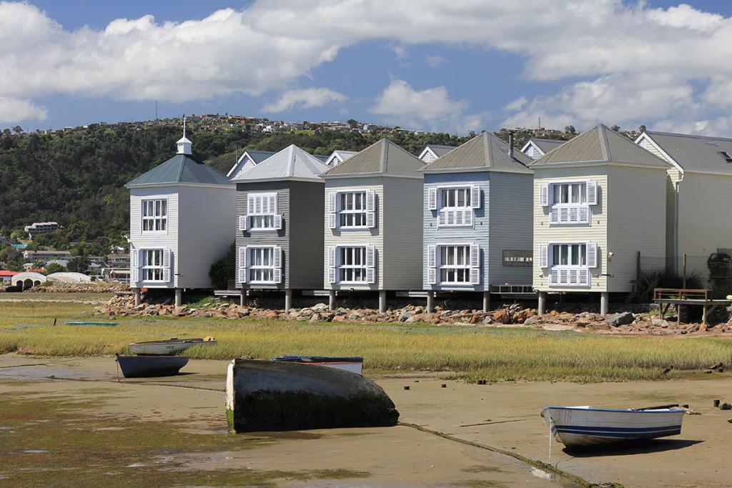 Strandhäuser in Knysna