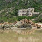Noetzie, die Bucht der Burgen