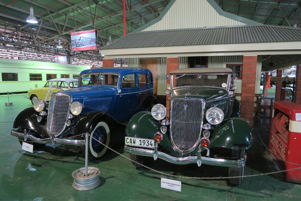 Outeniqua Transport Museum in George