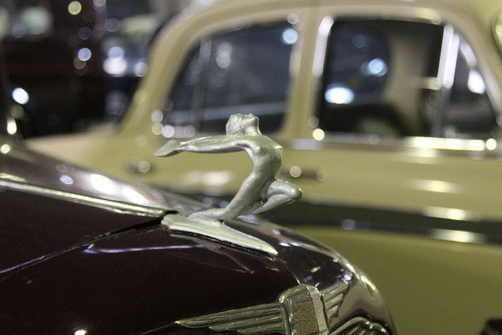 Wer alte Autos mag, sollte das Museum unbedingt besuchen