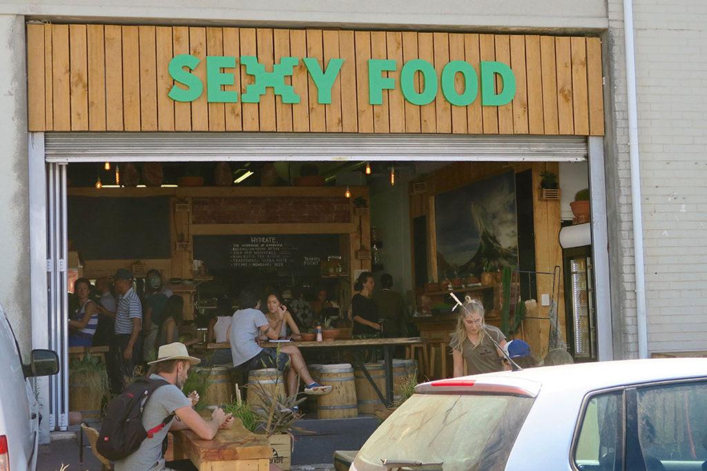 Sexy Food in der Bree Street