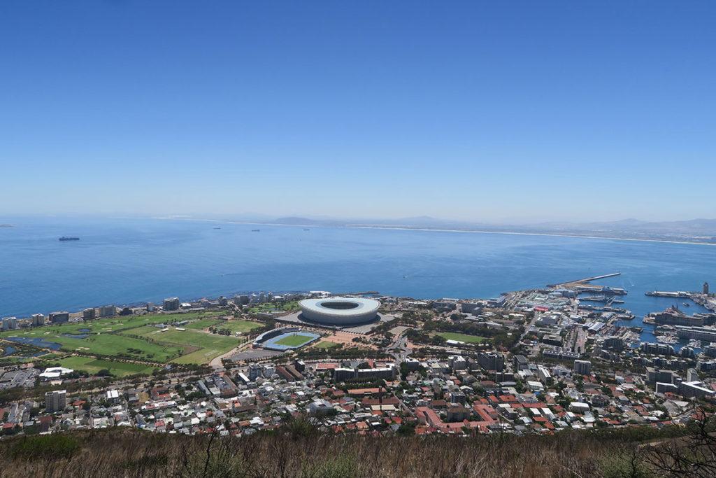 Cape Town mit WM Stadion