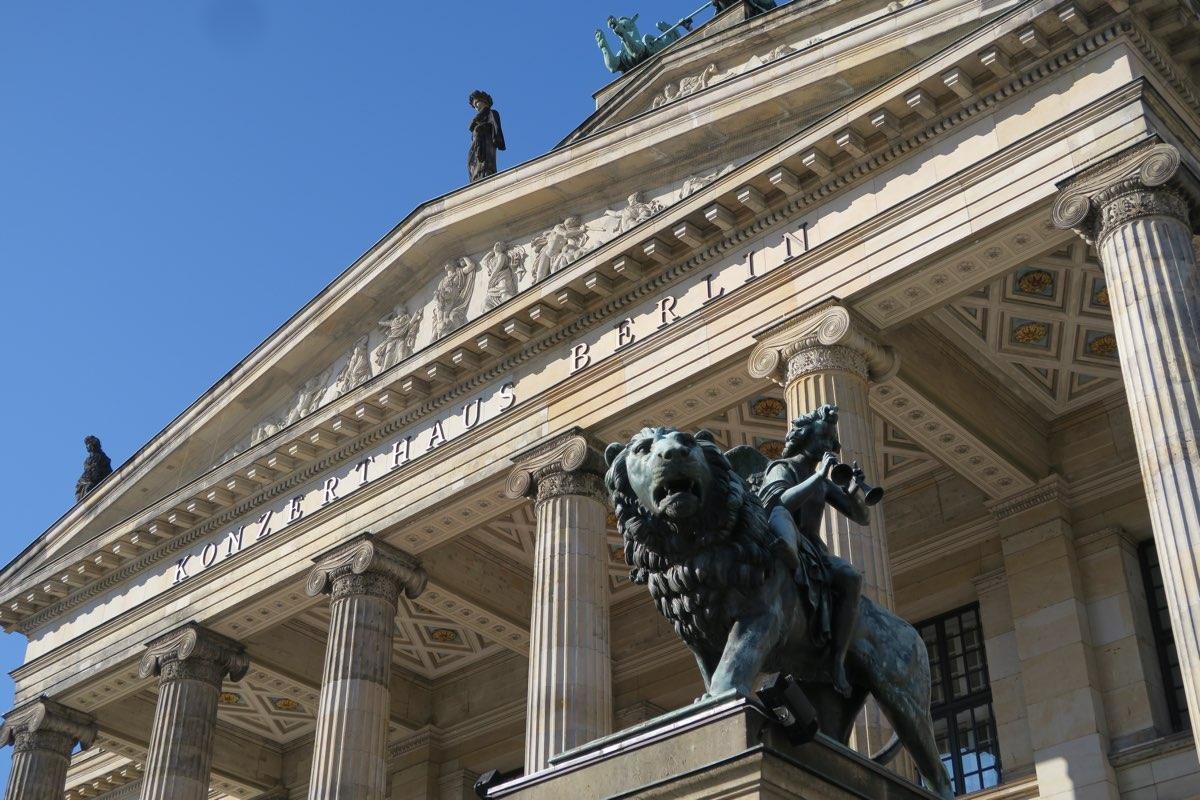 Konzerthaus am Gendarmenmarkt