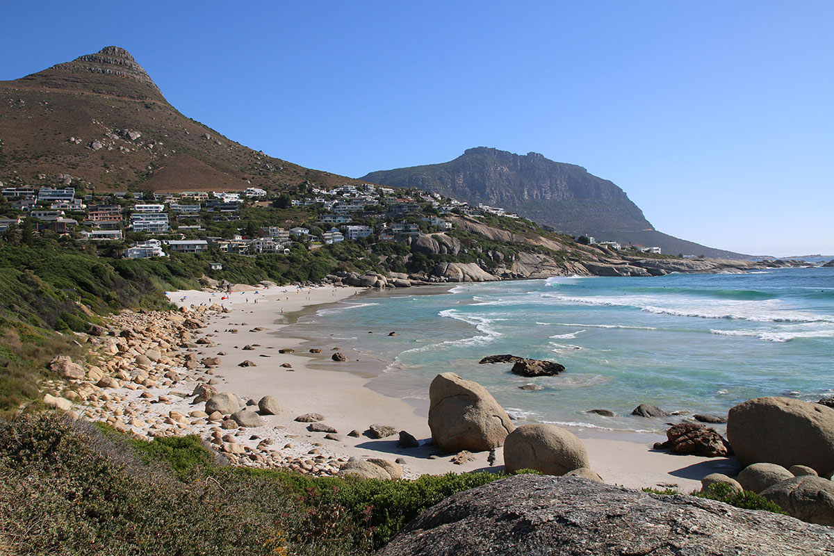 Wieder da in Mother City Cape Town