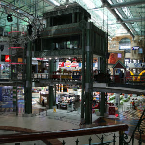 Shopping in Cape Town - Canal Walk