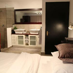 Unser kleine Suite im Dream House