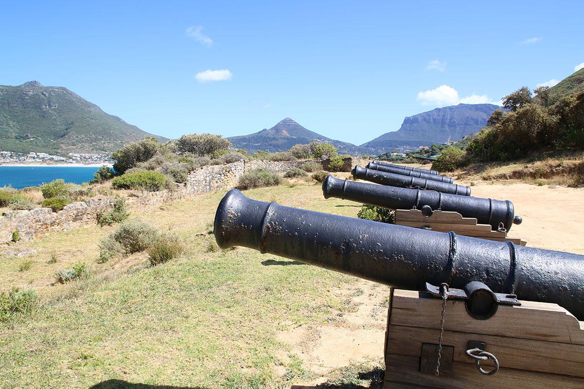 War Memorial am Chapman's Peak Drive