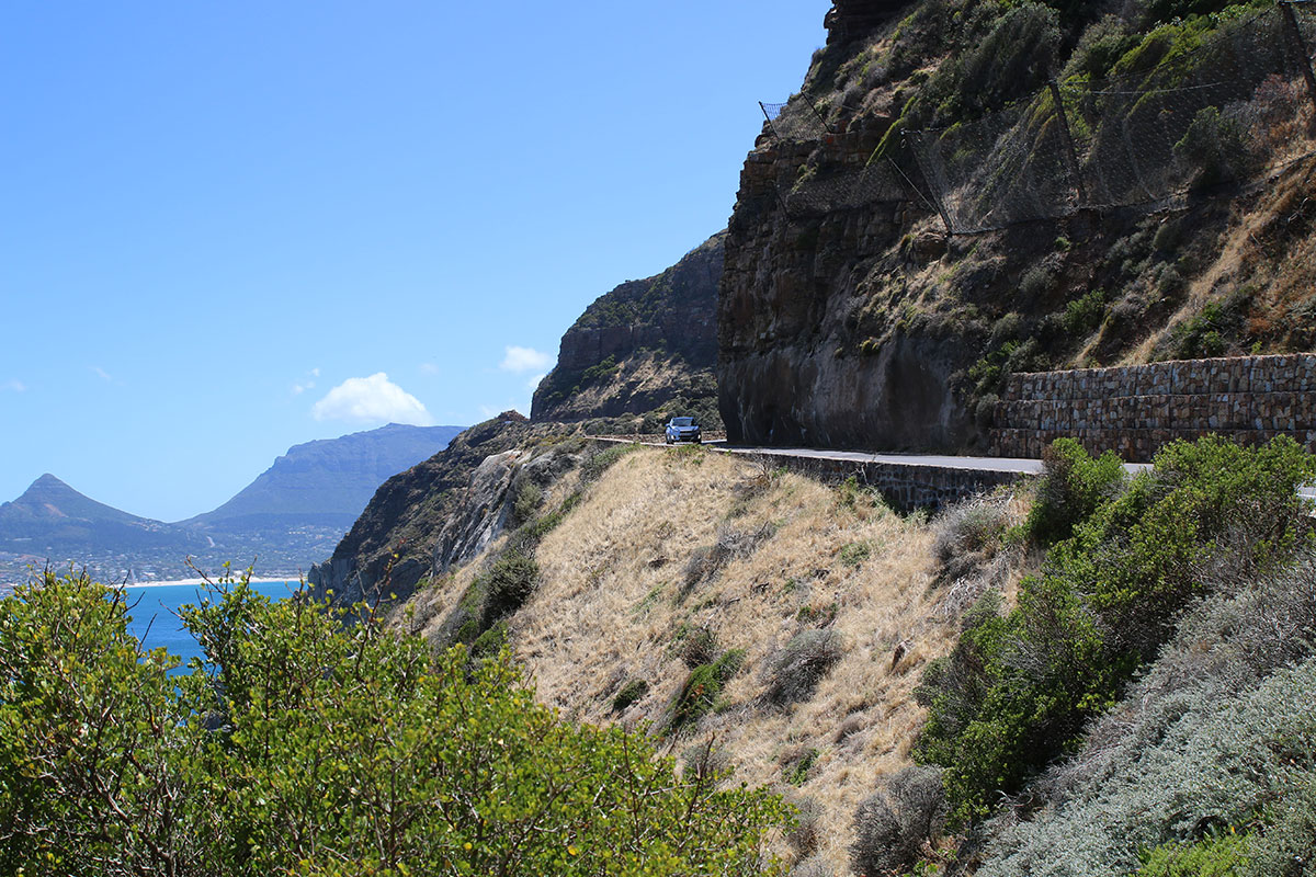 Der Chapman's Peak Drive