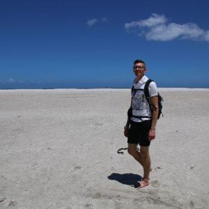 Gunnar am Noordhoek Beach