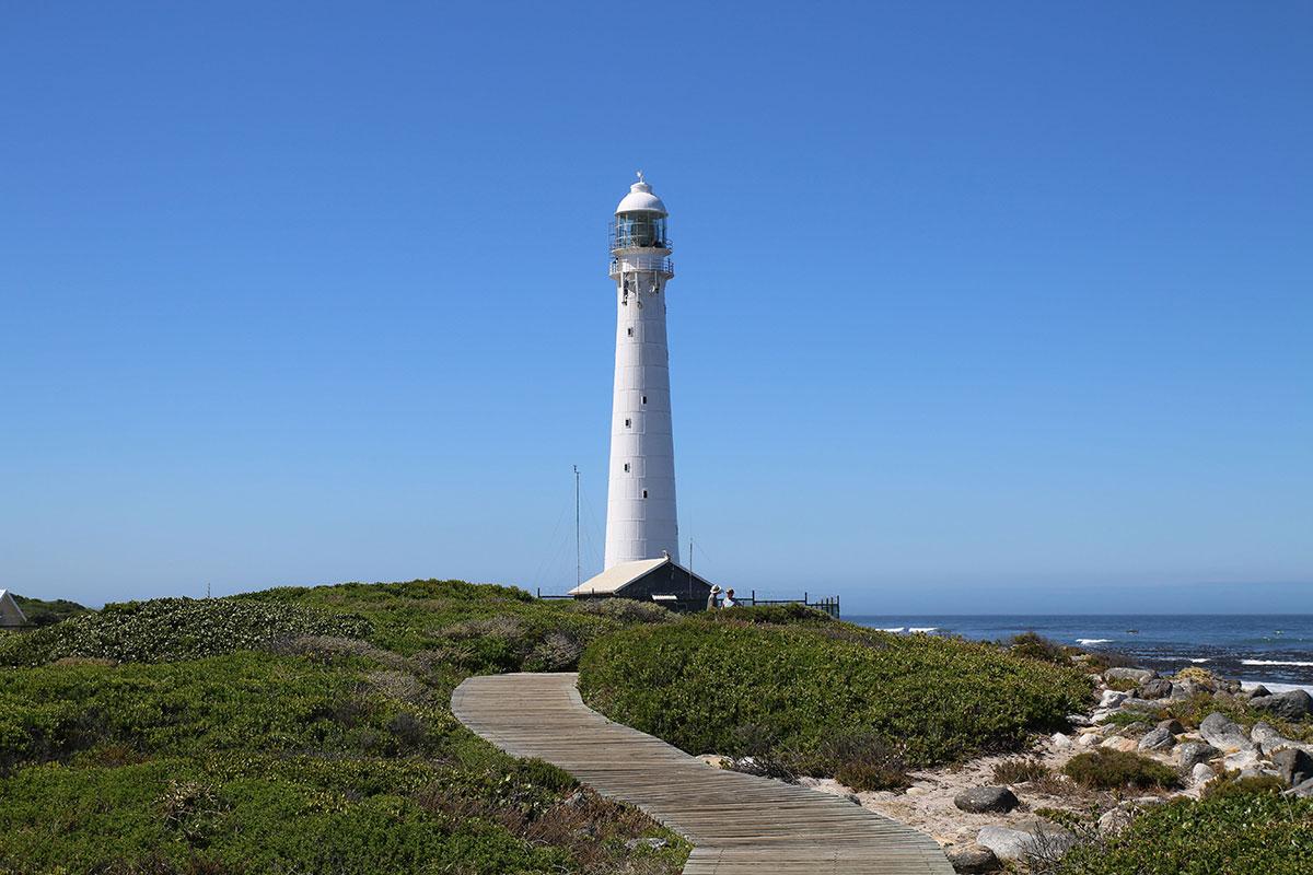 Slangkop Lighthouse in Kommetije