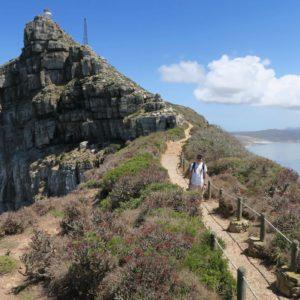 Cape Point - Oben der neue Leuchtturm