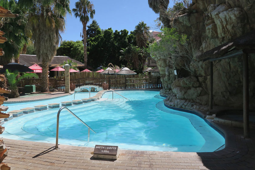 Avalon Hot Springs in Montagu