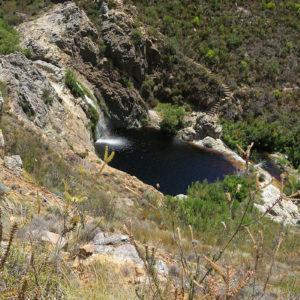 Oaks Falls