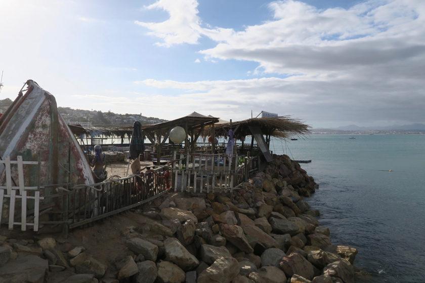 Immer wieder schön, das Kaai 4 in Mossel Bay