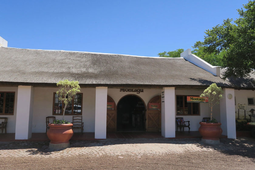 Montagu Factory Shop