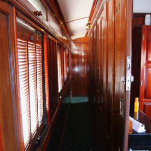 The Royal Suites im Santos Express