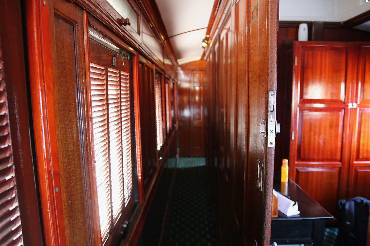 The Royal Suites im Santos Express