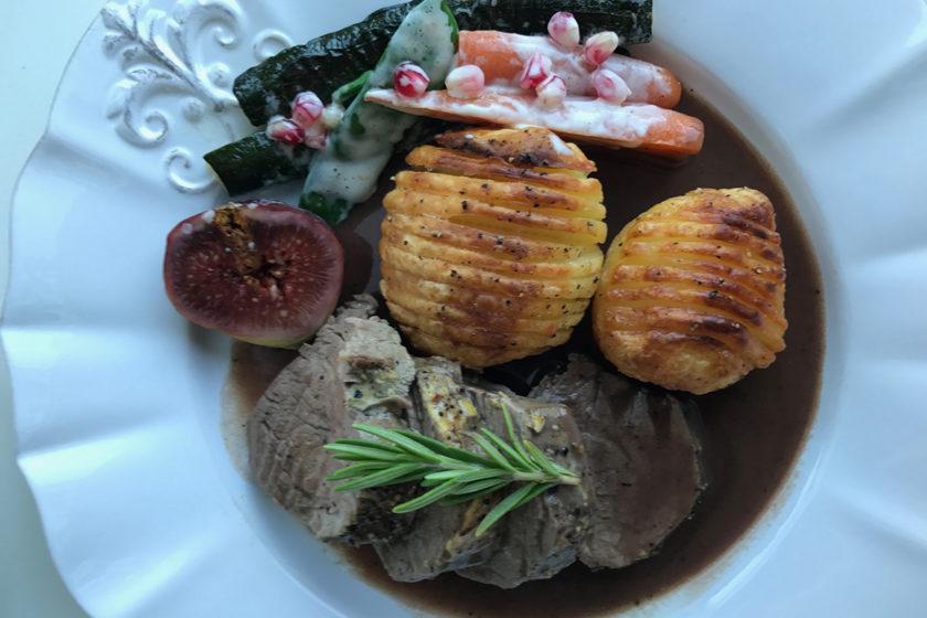 Leckeres, gesundes Essen in Camillas Kitchen