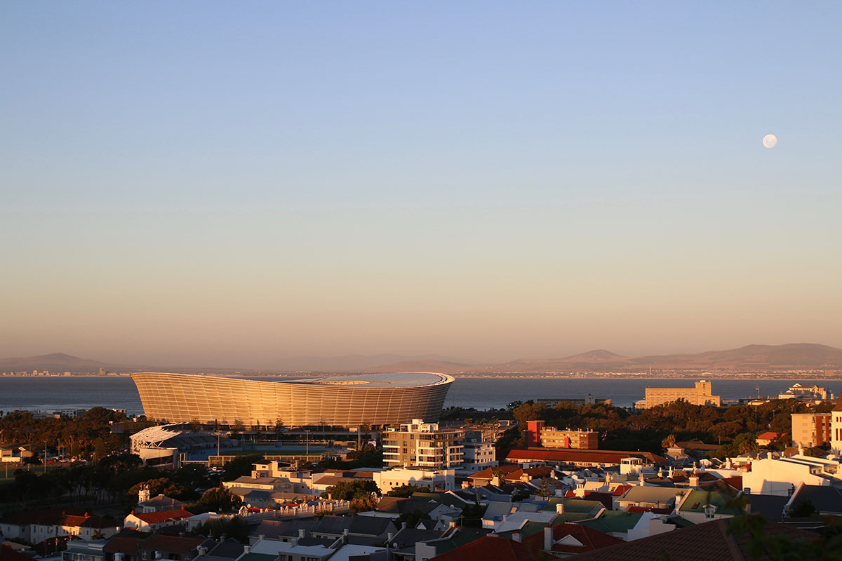 Das Cape Town Stadium