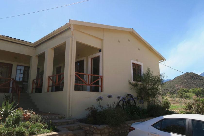 Die Koedoeskloof Country Lodge