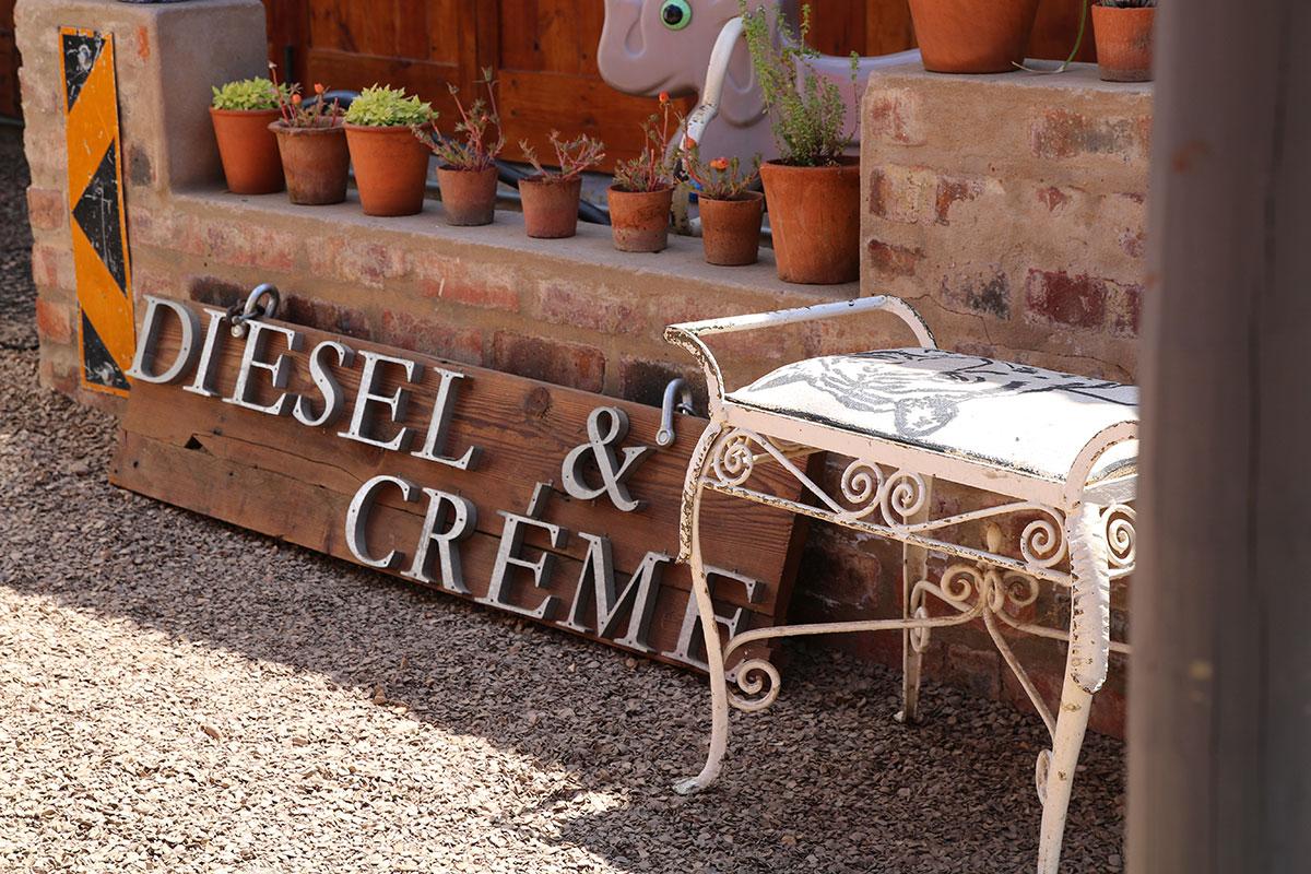 Diesel & Crème