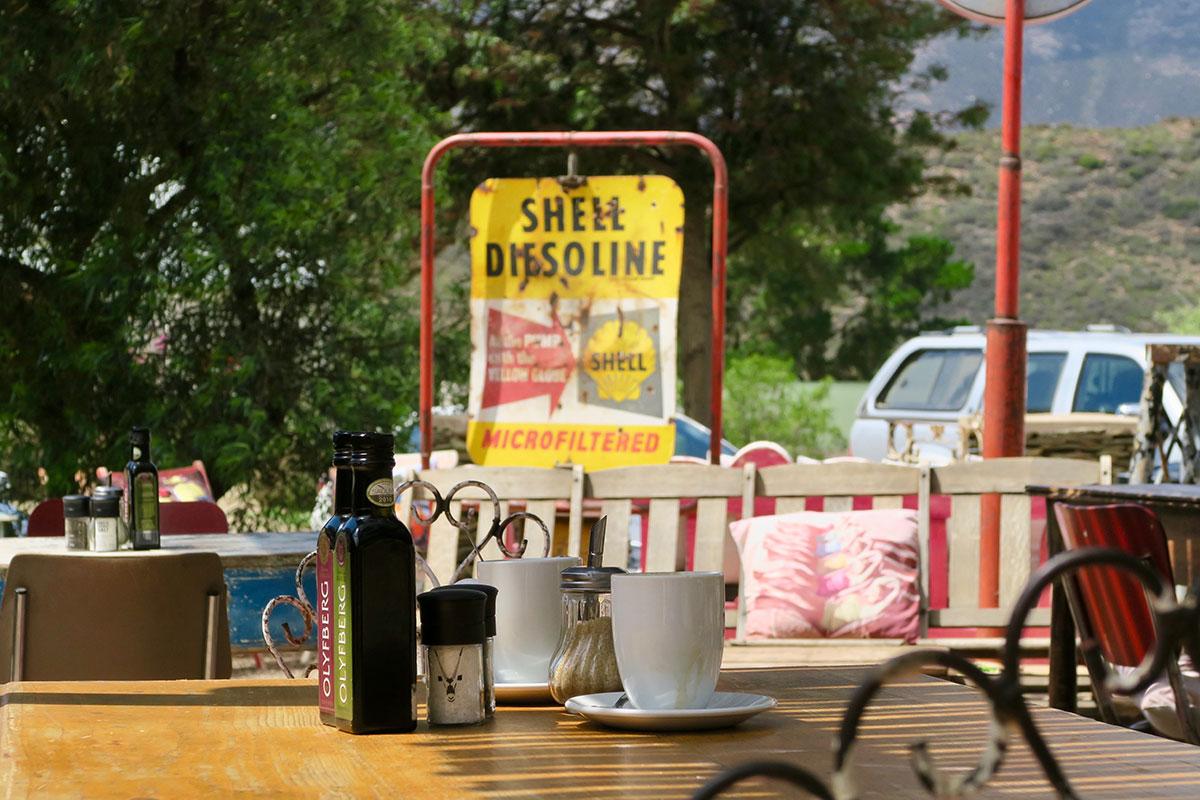 bei Diesel & Crème gibt es nicht nur fantastischen Shakes