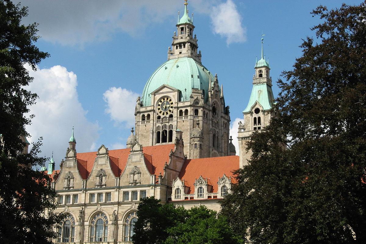Das Neue Rathaus Hannover