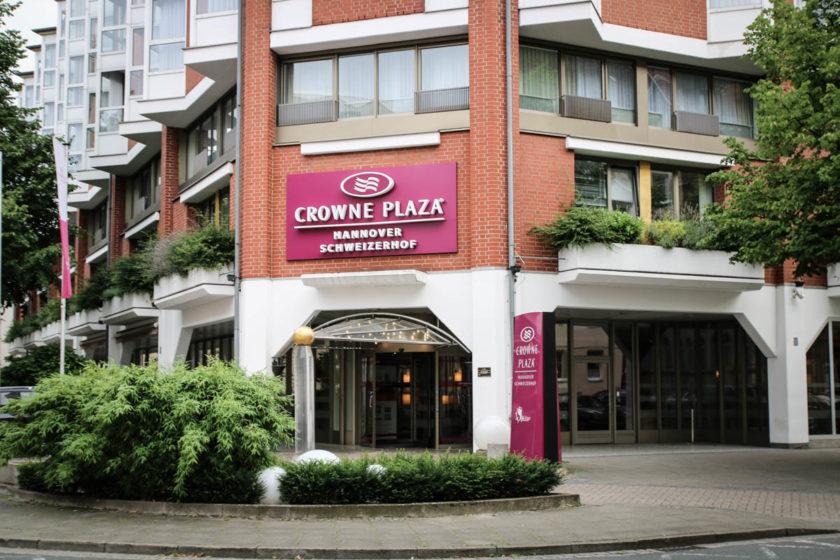 Crowne Plaza Hotel Schweizerhof